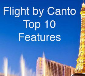 Top 10 Canto (nee Flight) Features 2016
